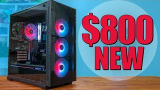 $800 Gaming PC Build Guide!