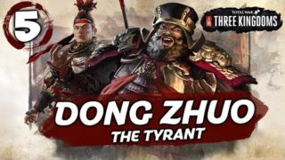 A GREAT BETRAYAL! Total War: Three Kingdoms – Dong Zhuo – Romance Campaign #5
