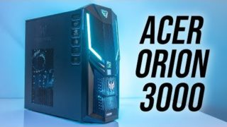 Acer Predator Orion 3000 Gaming PC Review