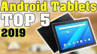 TOP 5: Best Android Tablet 2019