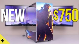 Your Next $750 All-in-One Gaming/Streaming PC Build for 2019!