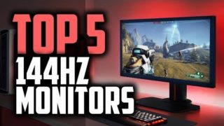 Best 144Hz Gaming Monitors in 2019 | A MUST For FPS Games