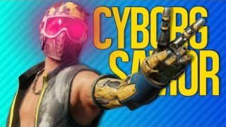 CYBORG SAVIOR | Far Cry New Dawn