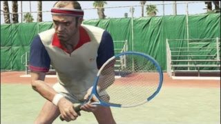 GRAND THEFT AUTO V: WIMBLEDON