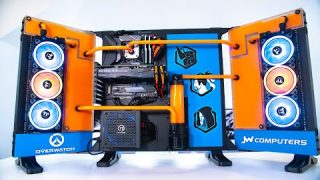 HUGE Water Cooled Gaming PC Build i7 9700k & RTX 2080! – Ultimate Time Lapse Build 2019