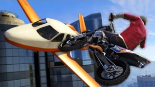 Incredible GTA 5 Stunt Montage (GTA 5 Stunts)