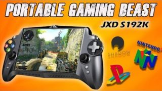 Is This The Best PORTABLE GAMING Handheld?! | JXD S192K Review |