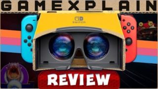 Labo VR is the Real Deal – REVIEW (Nintendo Switch)