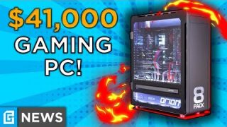 The FASTEST Gaming PC Ever!