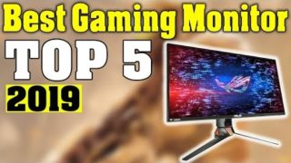 TOP 5: Best Gaming Monitor 2019