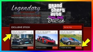 GTA V: CASINO DLC GAMEPLAY (LIVESTREAM)