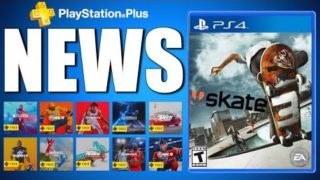 PS PLUS FREE Games August 2019 Update – EA ACCESS FREE on PS4 (Playstation News)