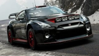 GT SPORT: NISSAN GT-R RALLY CAR