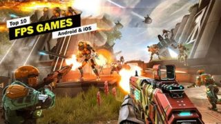 Top 10 Best FPS Games For Android & iOS 2019-2020!
