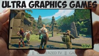 TOP 10 NEW ULTRA GRAPHICS 🔥 ANDROID & IOS GAMES IN 2019/2020 | OFFLINE & ONLINE