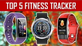 Top 5 Smartwatch Blood Pressure and Heart Rate Monitor Review (2020)