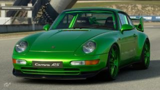 GT SPORT: PORSCHE CARRERA RS @ LAGUNA SECA (NEW DECEMBER DLC)