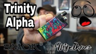 Trinity Alpha AIO Vape Kit By Smok