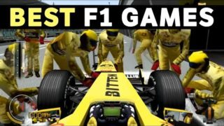 The Top 5 Best F1 Games In History