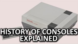 History of Video Game Consoles As Fast As Possible