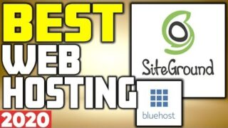 5 Best Web Hosting Services in 2020