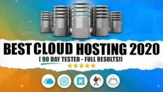 Best Cloud Web Hosting 2020 [90 DAY TESTED!]