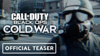 Call of Duty Black Ops: Cold War – Official Teaser Trailer