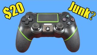 Cheap PS4 Controller Review: Amazon: Sefitopher: Corded USB Gamepad (Cypin, TGJOR, JAMSWALL, Etpark