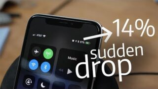 iPhone Battery Drops Suddenly – How to Fix