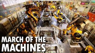 Artificial Intelligence | March of the Machines | Documentary | Robots | Robotics | AI | Economy
