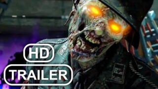 CALL OF DUTY COLD WAR Zombies Trailer NEW (2020) Horror HD