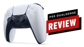 PS5 DualSense Controller Review