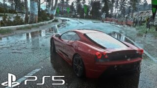 Driveclub –  PS5™ Gameplay [4K]