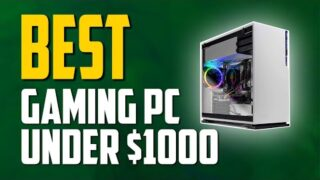 THE BEST GAMING PC UNDER $1000! (2021) | TechBee 2021