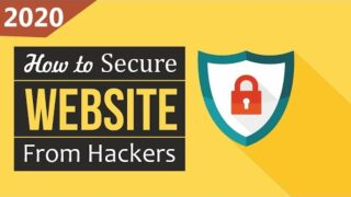 How to Secure Your WordPress Website from Hackers & Attacks using iThemes Security Free Plugin 2020