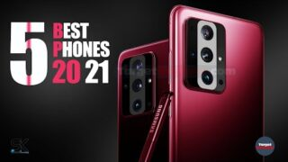 Top 5 Best Upcoming Smartphones 2021: the most powerful mobile phones