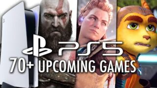 Upcoming PS5 Games For 2021 (4K, 60FPS Gameplay)