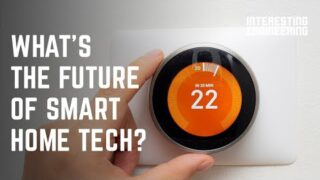 What's the future of smart home tech?