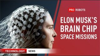 Neuralink. Elon Musk's Brain Chip Advantages. New Robots and Future Technology News