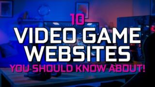 Top 10 Cool Websites Every Gamer Should Be Using!