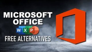 Top 5 Best FREE MICROSOFT OFFICE Alternatives