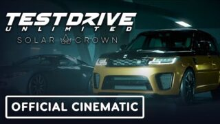 Test Drive Unlimited Solar Crown – Official Hong Kong Cinematic Reveal Trailer
