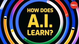 How does artificial intelligence learn? – Briana Brownell