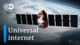 Internet from space | DW Documentary