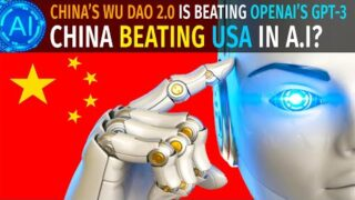 The Rise of China's Most Advanced Artificial Intelligence – Wu Dao 2.0