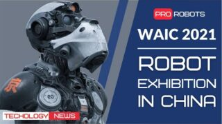 WAIC 2021 – Robot Expo in China | Latest Robotics and Artificial Intelligence Developments