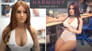 HARMONY The First AI Sex Robot