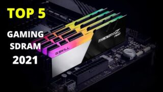 Top 5: Best DDR4 RGB Rams for Gaming Computers of 2021 / Best for Gaming PC, Workstation
